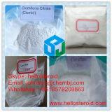 98%の高い純度Clomid/Clomifeneのクエン酸塩CAS: 50-41-9中国から