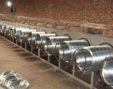 低価格の構築によって電流を通される鉄ワイヤー