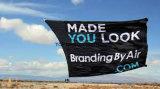 Drapeau chaud de vinyle de PVC de vente d'impression de la publicité extérieure Digital