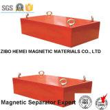Separatore magnetico permanente della sospensione per i nastri trasportatori -2