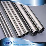GB/ASTM/DIN/JIS/En de Norm Gelaste Pijp van het Roestvrij staal