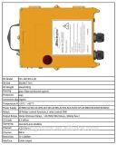 Spitzentasten des verkaufs-14 mit doppelter Geschwindigkeit industrielles Radiofernsteuerungs-F24-14D 110V/220V/380V/440V