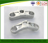 Industryのための高精度なCNC Machining Workshop CNC Milling Aluminum Parts