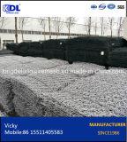 De hete Kooi van de Steen van de Doos Gabion van de Verkoop pvc Met een laag bedekte