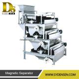 Alto separador magnético eficiente y fuerte permanente del rodillo