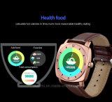 Neuer intelligenter Uhr-Puls Smartwatc für IOS und Android