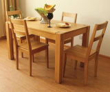 의자 (M-X2140)를 식사하는 단단한 나무로 되는 의자