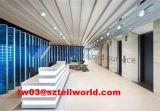 Halb Kreis-Empfang-Schreibtisch-/Customized-Hotel-Kostenzähler-Tisch