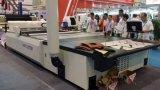 Machine de découpage Tmcc-1725 automatique lourde et découpage de propagation de tissu de machine