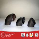Gomito del tubo del acciaio al carbonio (45° \ 90° \ 180°)