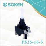 Schakelaar ps25-16-3 van de Drukknop van Soken