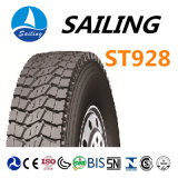 TBR Tire Heavy Duty Radial Truck Tire with Europe Certificate