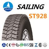 TBR Reifen-Hochleistungsradial-LKW-Reifen mit Europa-Bescheinigung