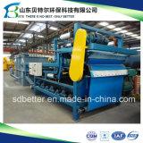 (500-3000mmベルトの幅の)沈積物の排水機械、ベルトフィルター出版物