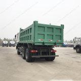 Äthiopien-LKW Sinotruk HOWO 30 371 des Hochleistungstonnen kipper-6X4/Kippers