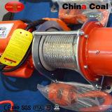 Самое лучшее качество всеобщее 500kg таль с цепью 12 вольтов электрическая