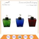 Lâmpada de petróleo de vidro da tabela da forma da esfera, luz da tabela