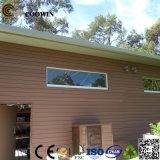 Pared exterior plástica compuesta de madera (TH-10)