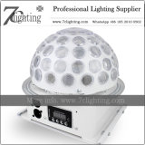 Rgレーザー5X3w LEDの魔法の球の効果の照明