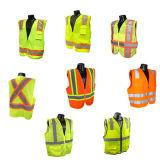 Visibility elevado Reflective Safety Vest com En20471 (C2502)