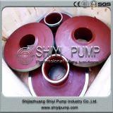 Wasserbehandlung-Mineralaufbereitenhaltbare zentrifugale Schlamm-Pumpen-Hochleistungsteile
