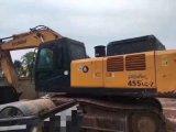 Escavatore utilizzato Hyundai 455 per la vendita