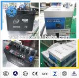 batería de coche de plomo 12V y batería 12V75ah 12V150ah del carro