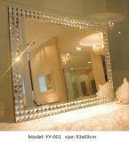 Specchio decorativo fatto a mano