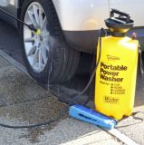 12.5L水携帯用圧力手動車の洗濯機