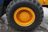 Große Rad-Ladevorrichtung mit Protokoll-Gabel-Schnee-Gebläse-verschiedenen Arbeitszubehören