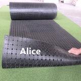 排水のゴム製マットまたはスリップ防止台所マットまたは反スリップのゴムマット