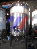 Ферментер пива сота нержавеющей стали Jacketed конический