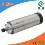Diametro ad alta frequenza 65mm dell'asse di rotazione 400Hz 24000rpm 0.8kw per l'asse di rotazione raffreddato aria dell'incisione del legno