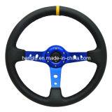 PU profunda del PVC del disco que compite con el volante (HL1001680)