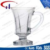 120ml выгравировало кружку воды бесцветного стекла конструкции (CHM8169)