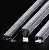 양극 처리된 빈 알루미늄 단면도 채널 LED 선형 지구 빛