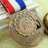 中国機能青銅によってめっきされる金属の国民メダル