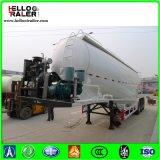 3axles 45cbmのセメントの粉のタンカー輸送のセメントのBulkerのトレーラー