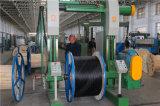 Cable óptico trenzado de la capa al aire libre para la telecomunicación de China