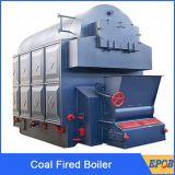Große Trommel-Kohle abgefeuerter Warmwasserspeicher