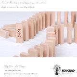 Строительные блоки Hongdao изготовленный на заказ деревянные с изготовленный на заказ логосом Wholesale_L