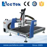 Wood、MDF、Metal、Stone、AluminumのためのAcctek Mini Desktop 4 Axis CNC Router Engraver 6090/Small CNC Engraving Cutting Machine