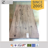 Prix ​​d'usine Wood Look Recyclé Plastic Peel and Stick Flooring Tile