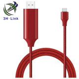 USB-C vendedor caliente al adaptador de HDMI para la galaxia 2017 de Samsung del pixel de MacBook Chromebook S8/S8 más