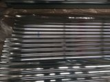 Folha de aço galvanizado ondulado laminado a frio para materiais de construção