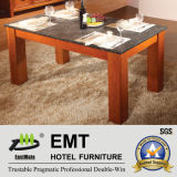 2016 solide Wood Dining Furniture Tableau (# table de 6913 Dining)