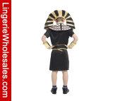 جدي [هلّووين] حزب فرعون من مصر [كسبلي] زيّ لأنّ فتى