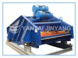 Máquina de crivos de tela de alta freqüência para rastreio de minério de rocha