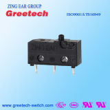 Commutateur micro de bouton poussoir antipoussière de longue vie mini utilisé dans l'appareil