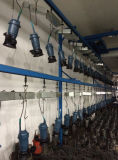 Bomba de água submersível elétrica de águas residuais de Wqd para água suja